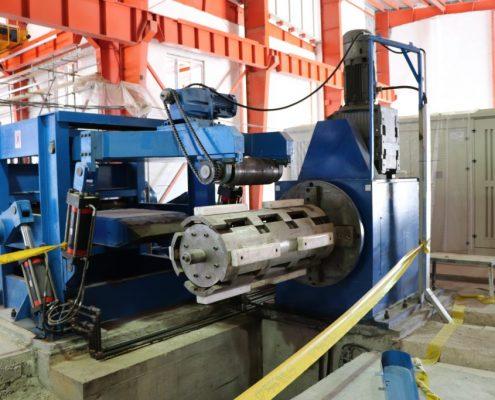 برخی ماشین آلات ساخته شده: